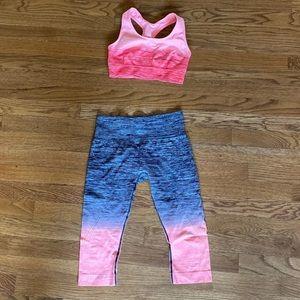 Matching workout set: XS✨